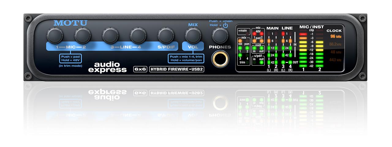audio-express