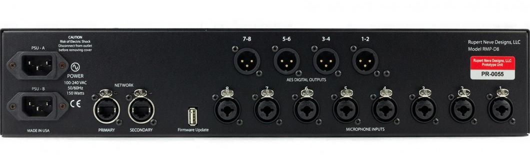 neve-RMP-D8-怡同科技