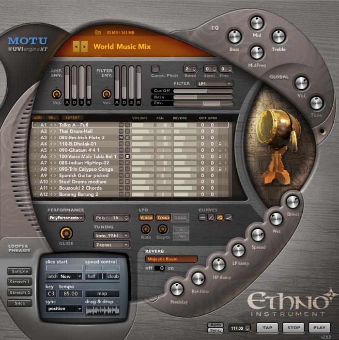 Ethno Instrument