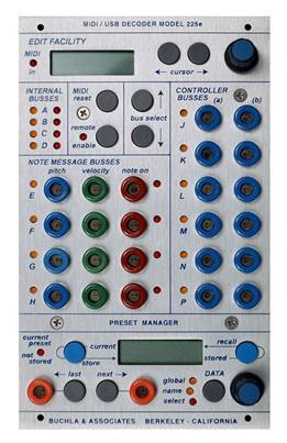 255e MIDI