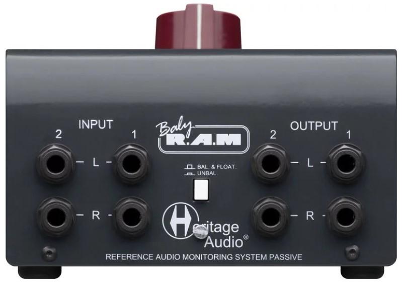 Heritage Audio Baby RAM 1