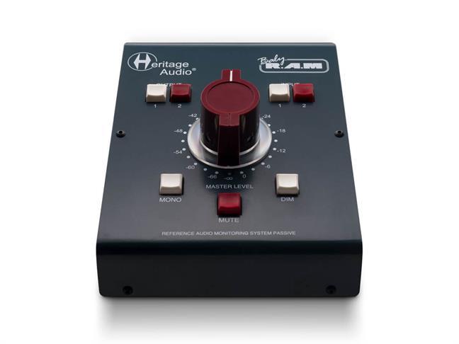 Heritage Audio Baby RAM 2